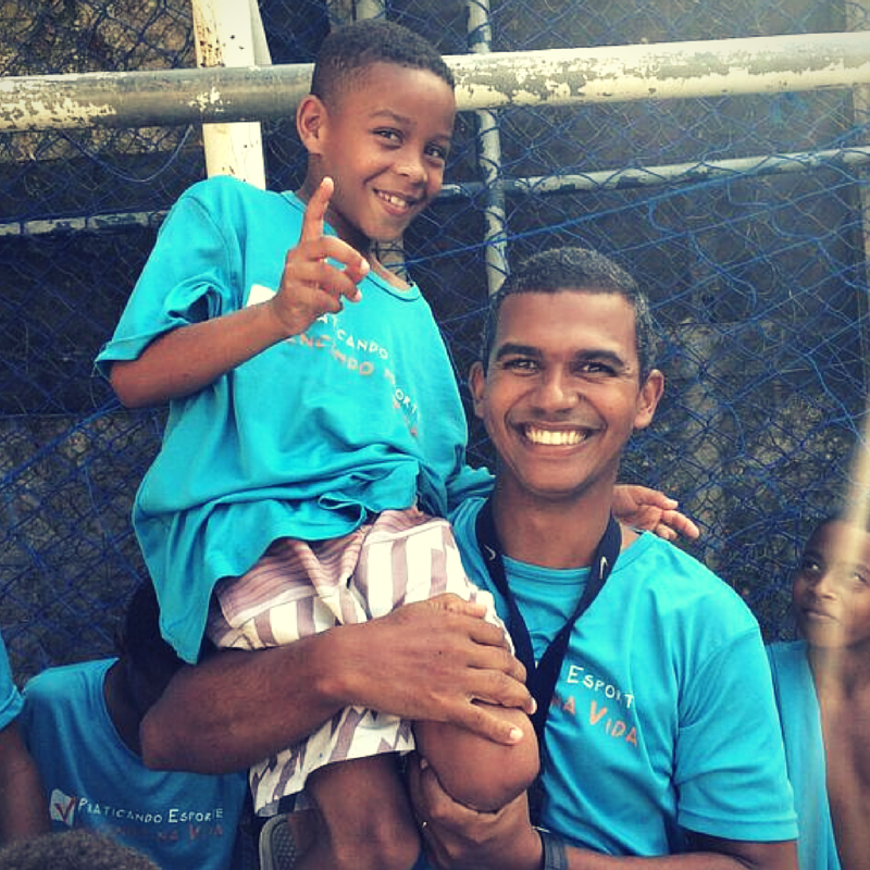 Promundo in the community of Guararapes-Rio