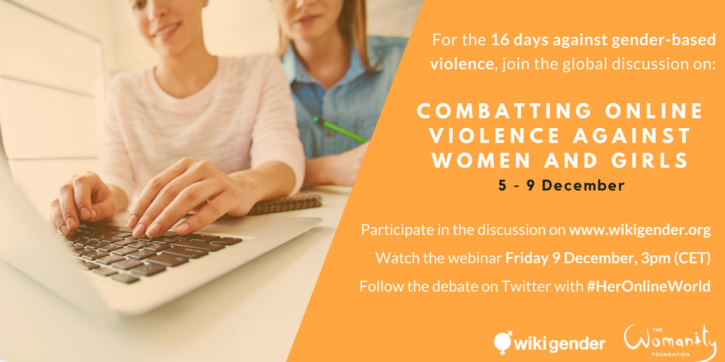 combat online violence against women