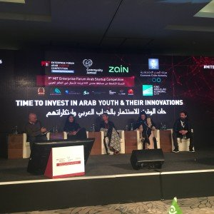 Yann Borgstedt: Speaker and Judge at MIT Start-up Forum Conference in Saudi
