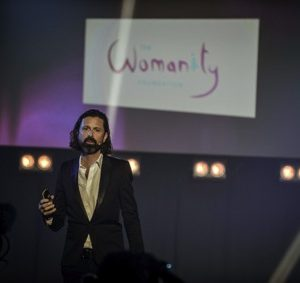 Womanity President Yann Borgstedt