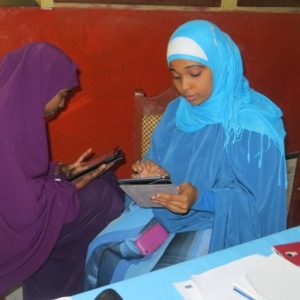 Can an app tackle domestic violence in Somalia?