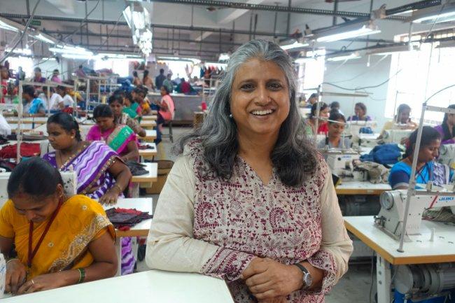 Balance for Better: Neelam Chhiber, social entrepeneur